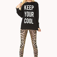 Keep Your Cool Sweater