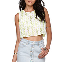 Kendall and Kylie Fly Away Back Tank at PacSun.com