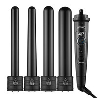 Sephora: Amika : 4P Interchangeable Barrel Curler Set : flatirons-stylers-curlers-hair-tools-accessories-tools-accessories