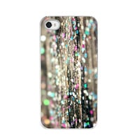 iPhone Case  Glitter on Wood  Fine Art by paperangelsphotos