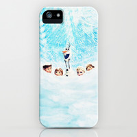 In the snow iPhone & iPod Case by Ylenia Pizzetti