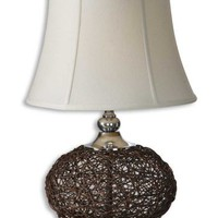 Uttermost Lighting Basalla Table Lamp|26416 at livingcomforts.com