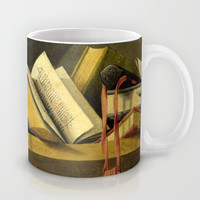 Book life Mug by anipani