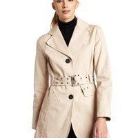 Mac & Jac Women's Trench