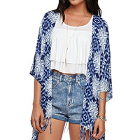 Billabong Whisper With Me Kimono at PacSun.com