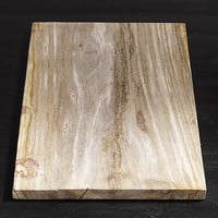 Petrified Wood Cheese Boards Mixed