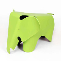 Lime Elephant Chair