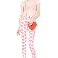 Lazy Oaf From The Heart Jeans