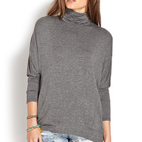 Heathered Dolman Sweater
