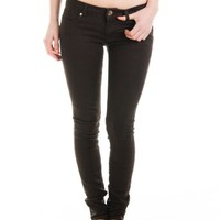 CC Junior's Skinny Jeans Bold Colors