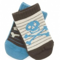 Hatley Skulls Infant Two-Pack Socks