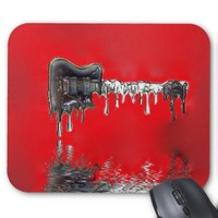 Hot Guitar Mousepad