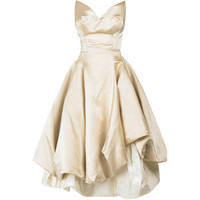 Vivienne Westwood Gold Label Lily wedding gown - Polyvore