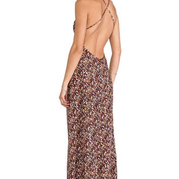 Tysa South Pacific Maxi Dress in India