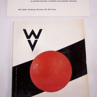 1962 WV BALL PRIMER-BK-FOR SCHOOLS-CATALOG-GERMAN-MARX