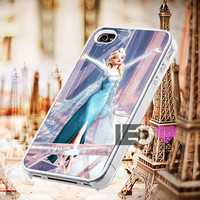 Frozen Elsa for iPhone 4/4s,5,5s,5c - SG S2,S3,S4 - SG S3 Mini,SG S4 Mini - iPod 4, iPod 5 - Htc One