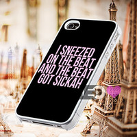 Yonce Lyric for iPhone 4/4s,5,5s,5c - SG S2,S3,S4 - SG S3 Mini,SG S4 Mini - iPod 4, iPod 5 - Htc One