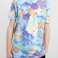 Age Of Aquarius 'Tropic' T-shirt*