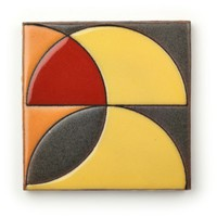 "4"" x 4"" Sphere Three, Coasters from Zazzle.com"