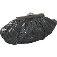 J. Furmani Sequined Clutch