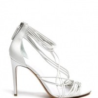 Rosevine Runway Sandal by Burberry