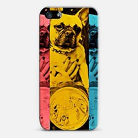 French bull Dog colors dapper  | Design your own iPhonecase and Samsungcase using Instagram photos at Casetagram.com