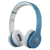 Beats by Dr. Dre Solo HD On-Ear Headphones - Light Blue (900-00065-01)
