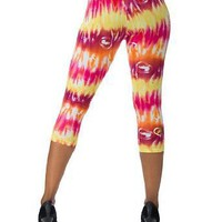 Ecko Printed Capri Leggings