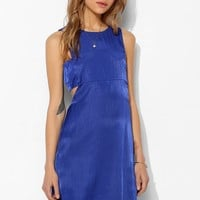 Renn Banded Cutout Shift Dress - Urban Outfitters
