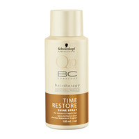 Schwarzkopf Professional Q10 Plus BC Bonacure Time Restore Shine Spray 100ml