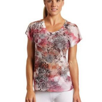 Avani Women's Enchantment Comfortable Print Tee