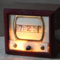 Pennwood Numecron Model 700 Television Clock by ShopHotHouse