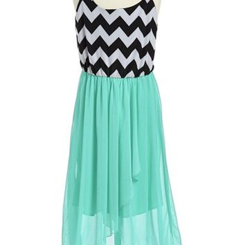 Roxette High/Low Dress (Big Girls) | Nordstrom