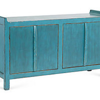 Kit Sideboard, TealMADERA HOME