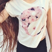 ELIN TAO FLOWER TOP