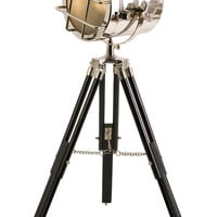Retro Tripod Spotlight Table Lamp