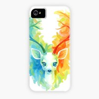 """Feather Fawn"" - Phone Case by Indré Bankauskaité"
