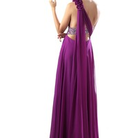 Dresstells Women's Chiffon Long Dress