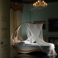 6 Unique Bed &#x27;Cocoons&#x27;  Curbly | DIY Design Community  Keywords: bedroom, beds, cocoons