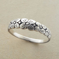 Bower Of Flowers Ring