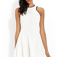 Shore Thing Scuba Knit Dress