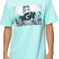 DGK x Madzilla First Love Mint Tee Shirt