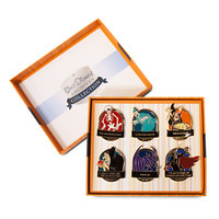 Walt Disney Archives ''A Halloween Treat'' Pin Set - D23