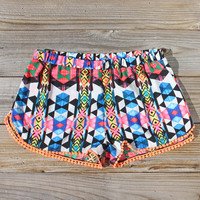 Rising Sun Native Shorts