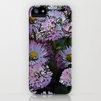 Cartoon Daisies iPhone & iPod Case by Shalisa Photography | Society6