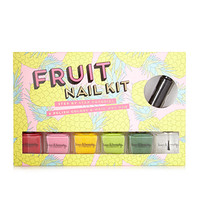 Tropical Fruit Nail Polish Set