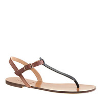 TABBIE COLORBLOCK SANDALS