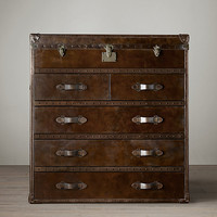 Mayfair Steamer Trunk Chest