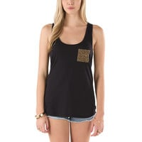 Effigy Racer Pocket Tank | Shop Tanks at Vans