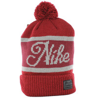 Nike Sb Old Snow Beanie - Team Red at Urban Industry
